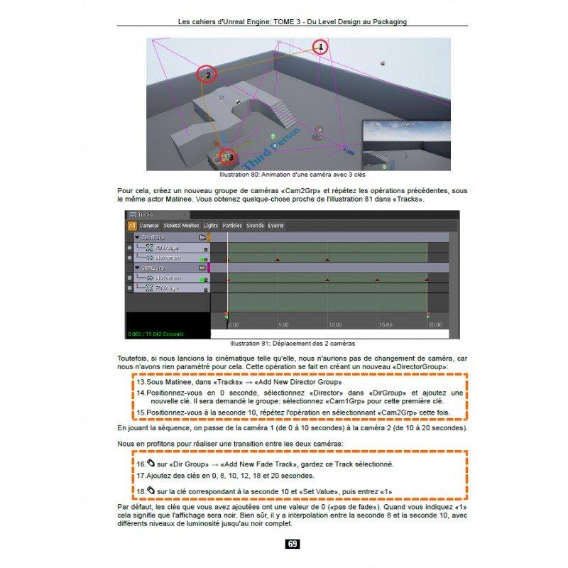 Les cahiers d'UE4 T3: Du Level Design au Packaging