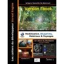 Les cahiers d'Unreal Engine T1: Modélisation, Blueprints, Matériaux et Paysages (ebook)