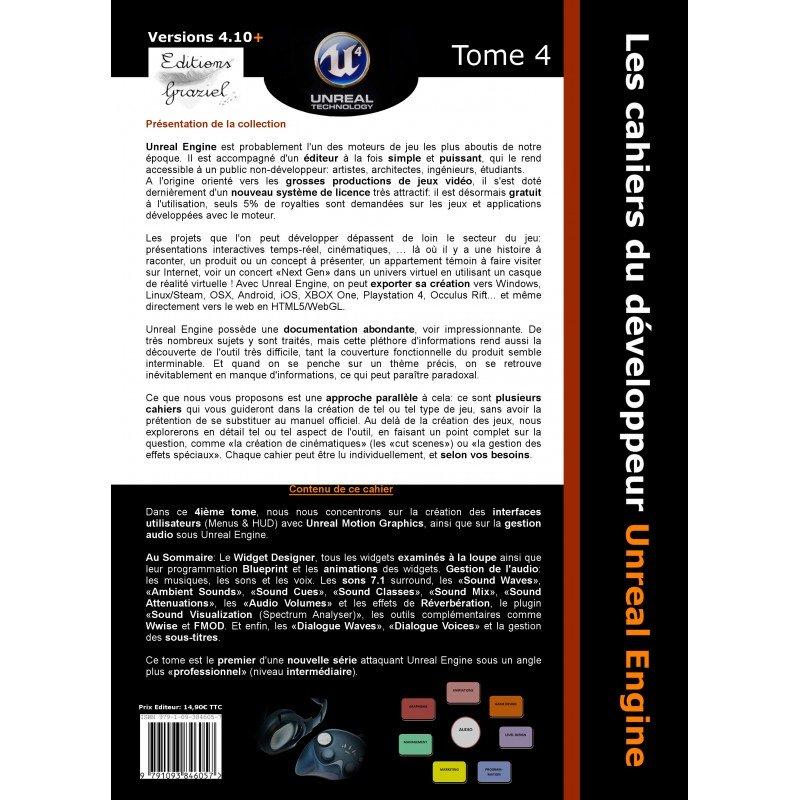 Les cahiers d'Unreal Engine T4: Unreal Motion Graphics et